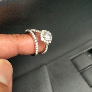 9.25 ring set  new